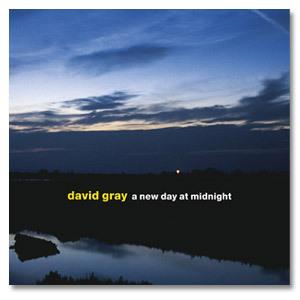 David Gray - A New Day At Midnight Digital Download