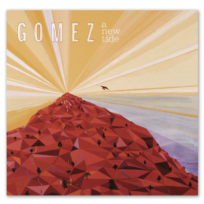 Gomez - A New Tide CD