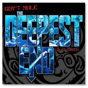 Gov't Mule - The Deepest End CD/DVD