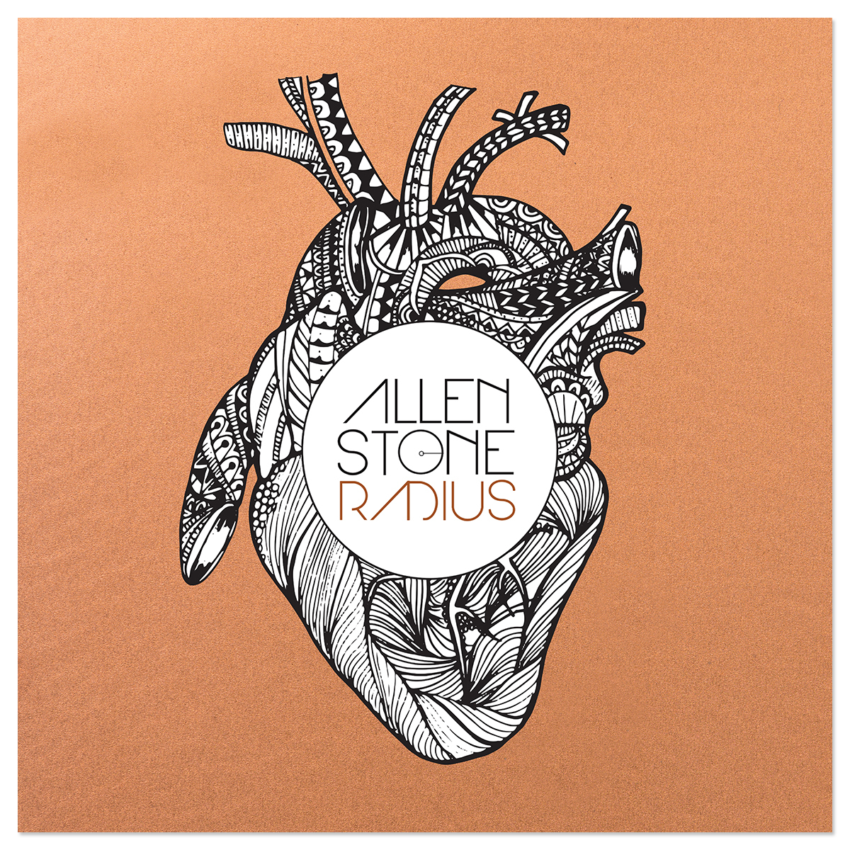 Allen Stone - Radius (Deluxe Edition) CD
