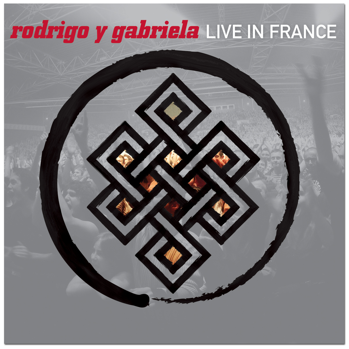Rodrigo y Gabriela- Live in France CD