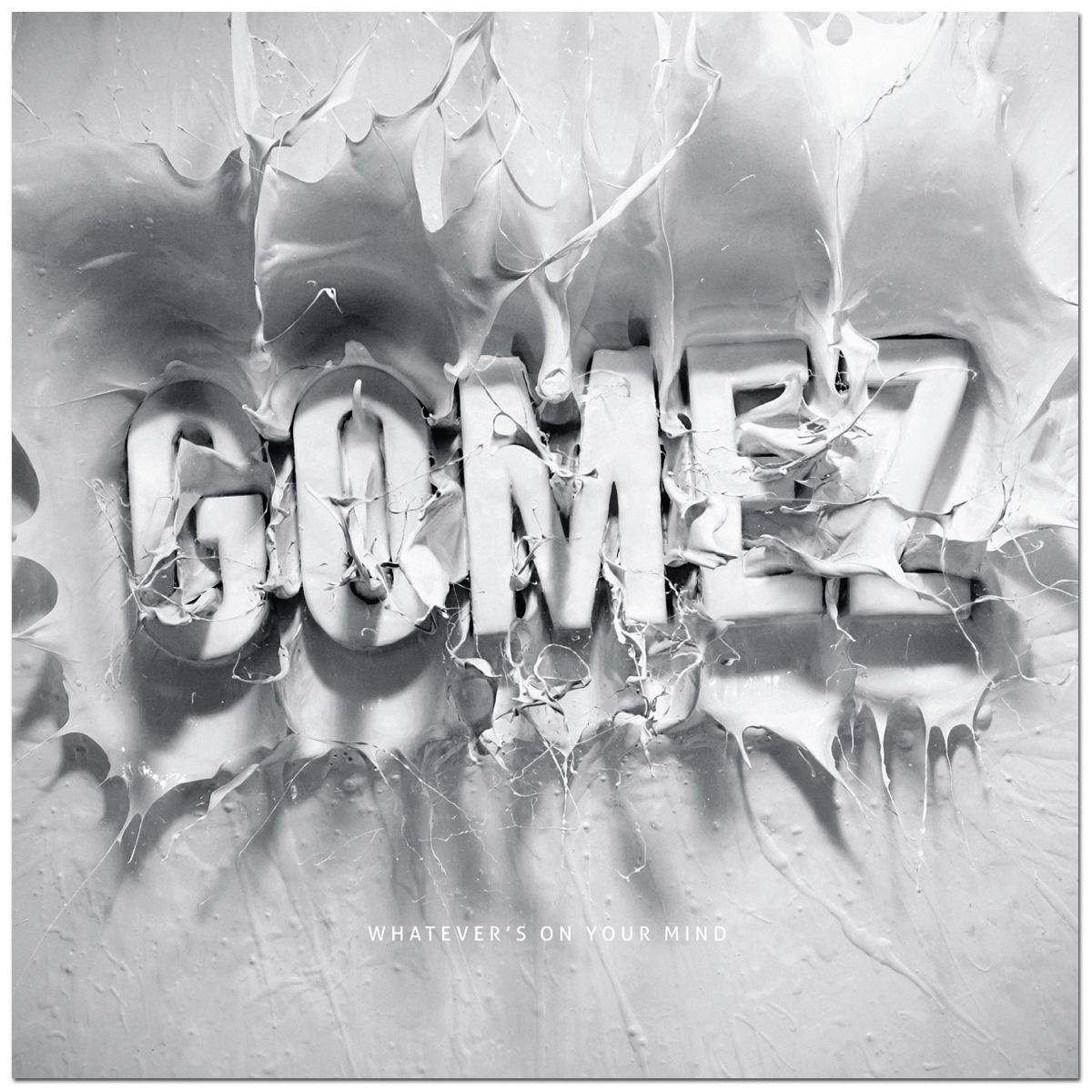 Gomez – Whatever's On Your Mind Digital Download