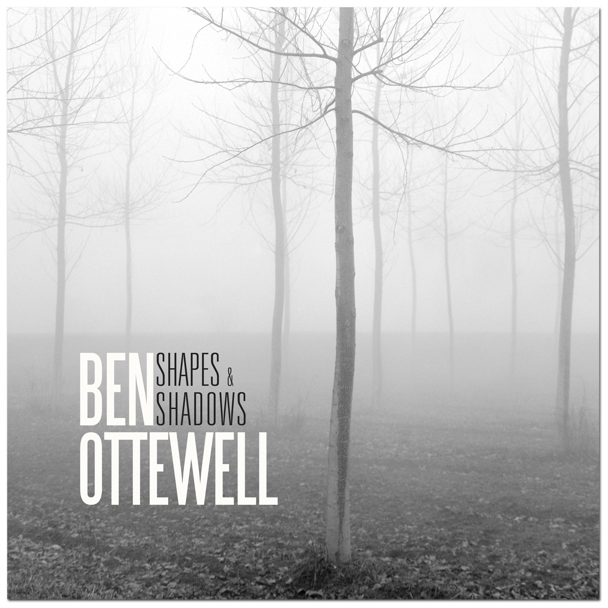 Ben Ottewell – Shapes & Shadows CD