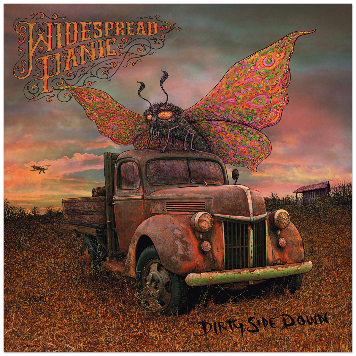 Widespread Panic – Dirty Side Down CD