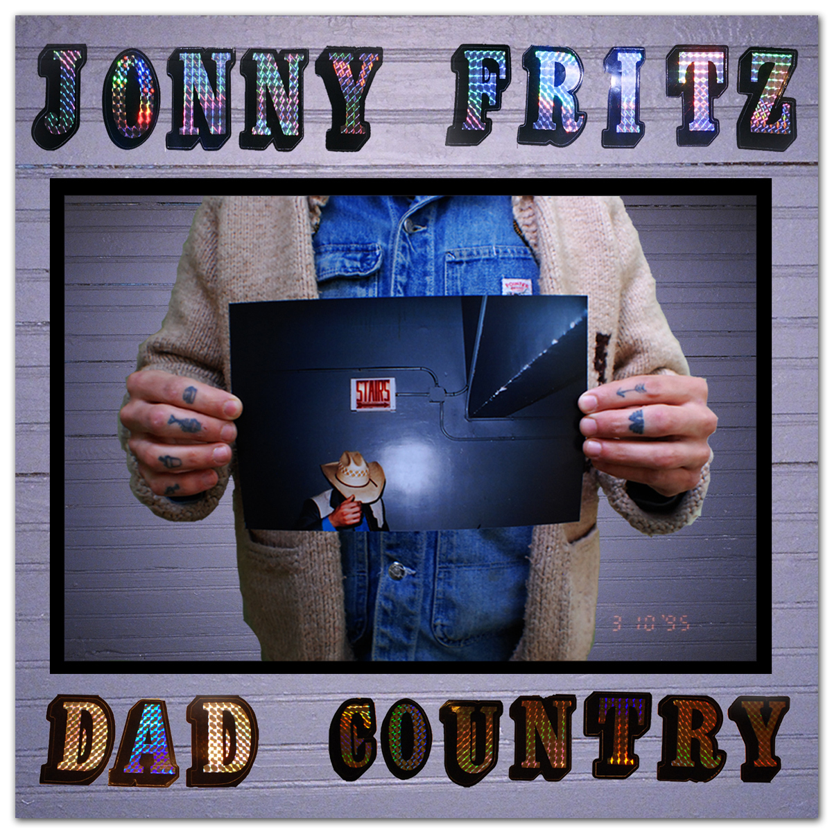 Jonny Fritz - Dad Country Digital Download