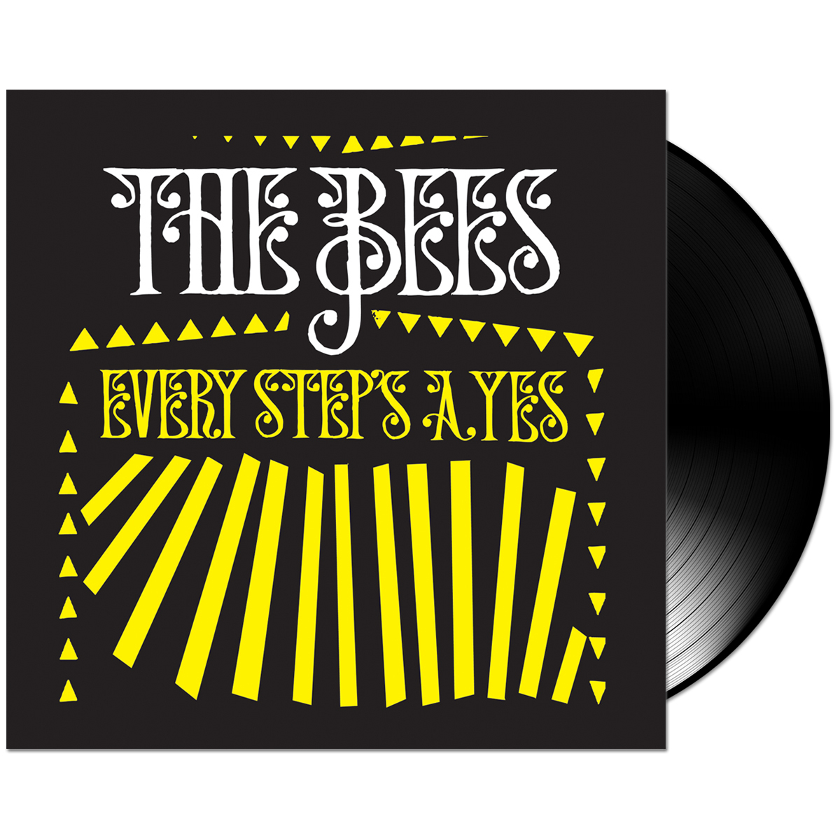 The Bees - Every Step's A Yes LP