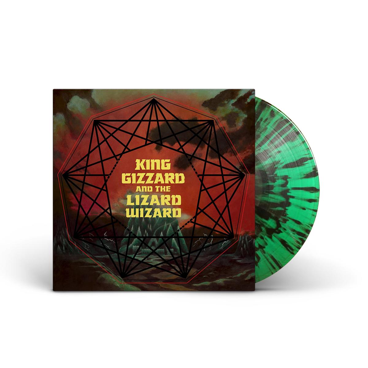 King Gizzard & The Lizard Wizard - Nonagon Infinity LP