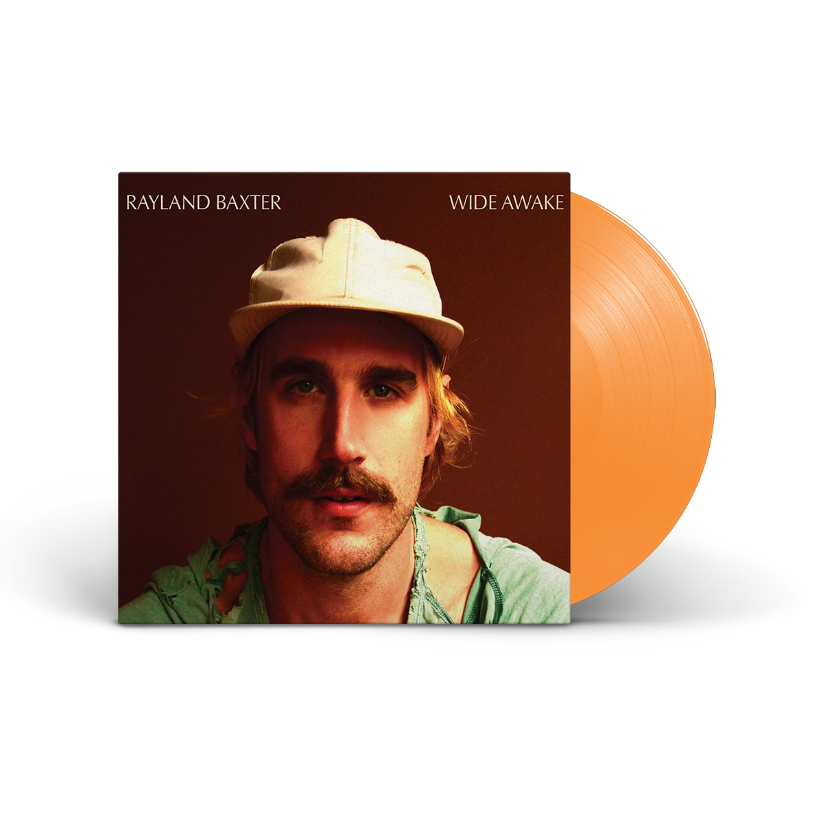 Rayland Baxter – Wide Awake (Orange Vinyl)