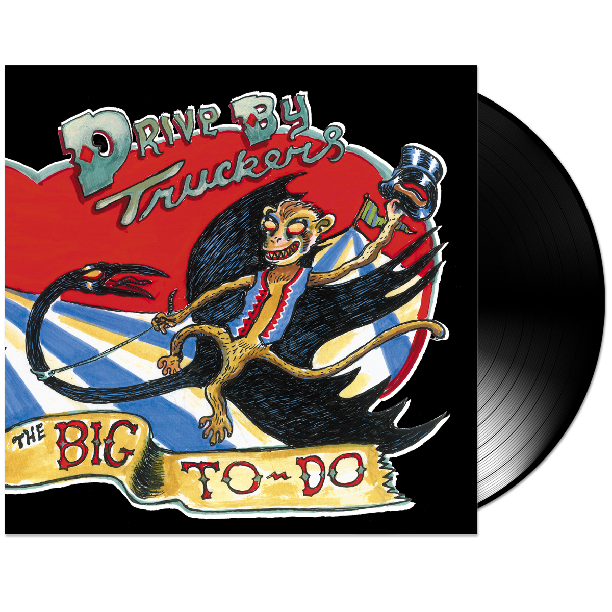 Drive-By Truckers - The Big To Do LP