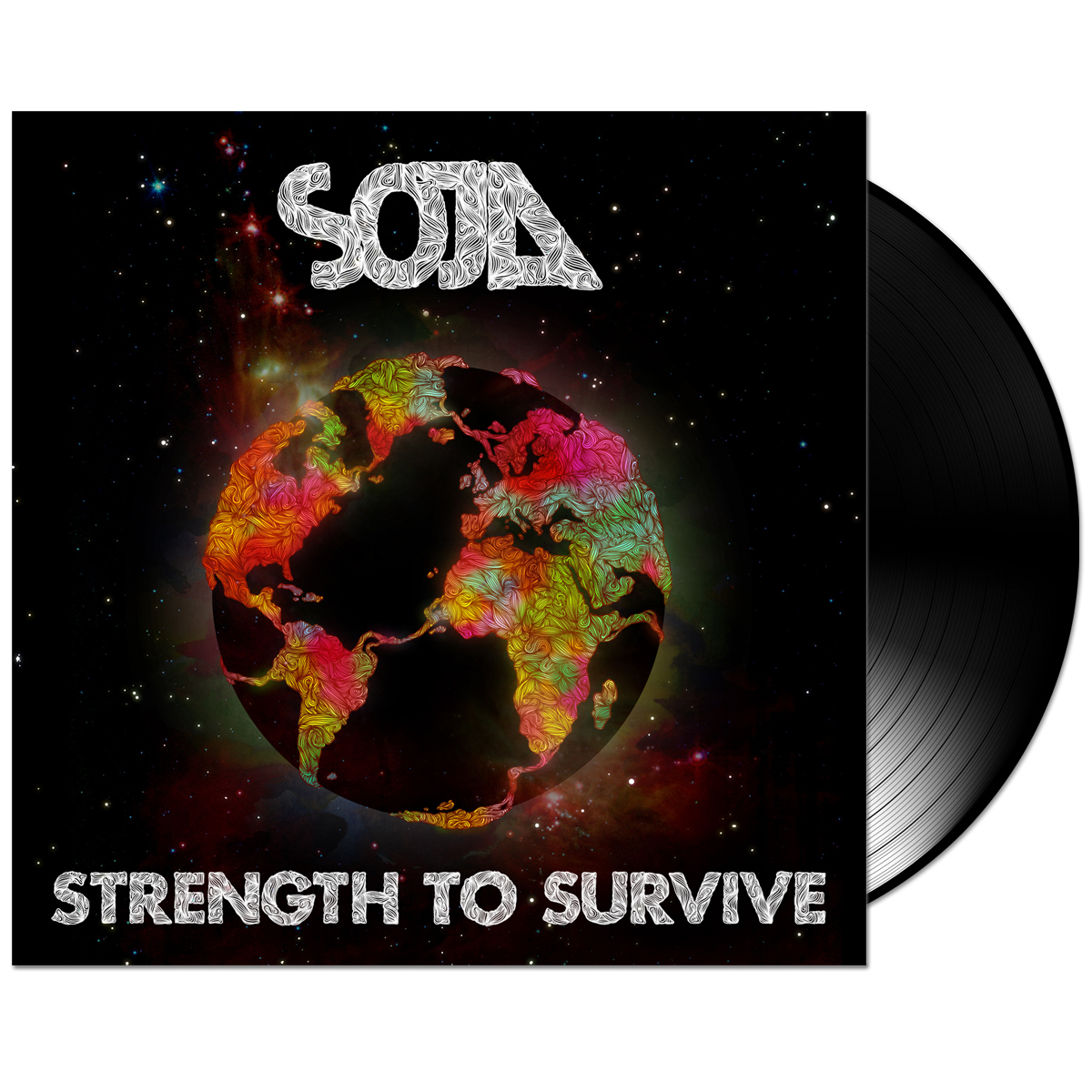 SOJA - Strength to Survive Vinyl