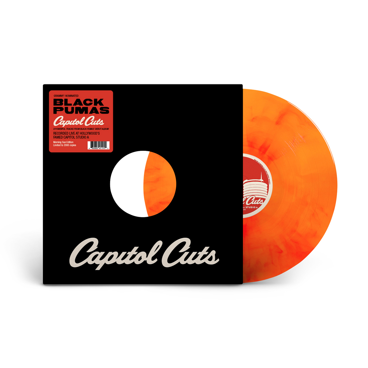 "Black Pumas – Capitol Cuts – ""Morning Sun"" Limited Edition"
