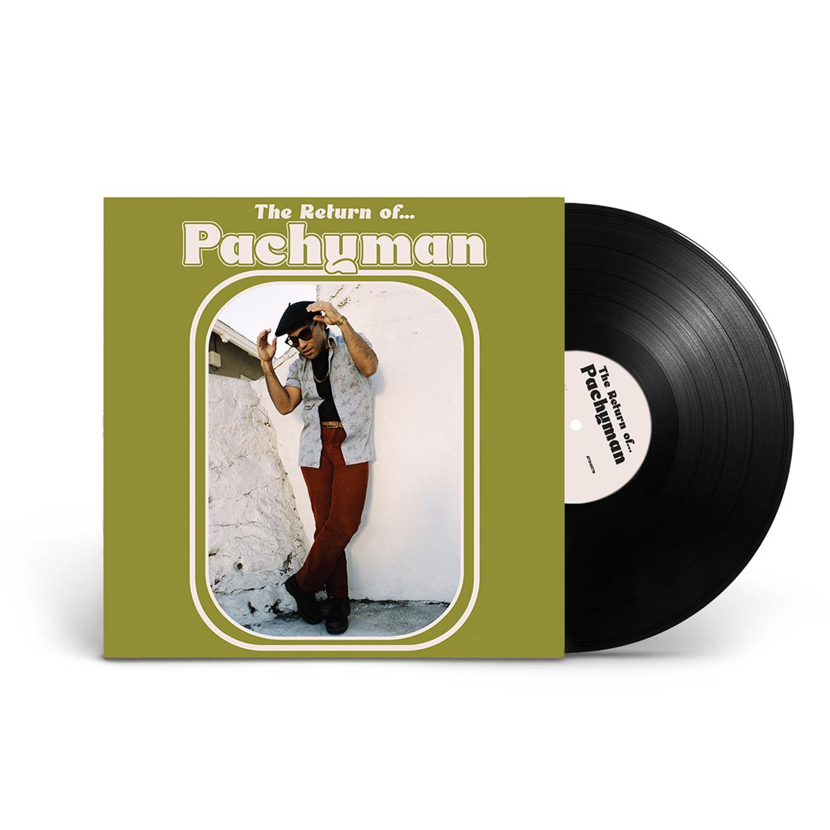 Pachyman – The Return of…  (Black Vinyl)