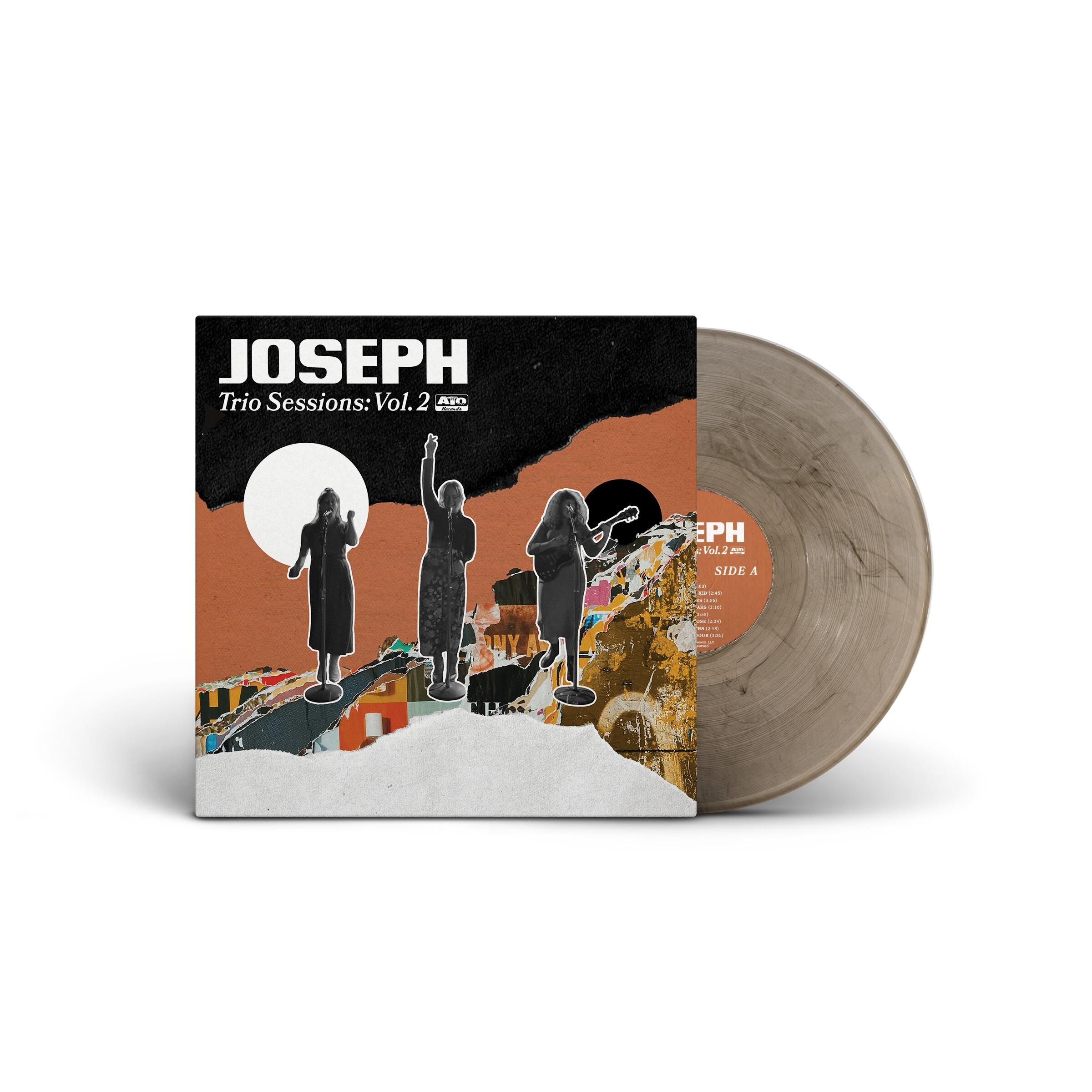 Joseph – Trio Sessions Vol. 2 (Clear Smoke Vinyl)