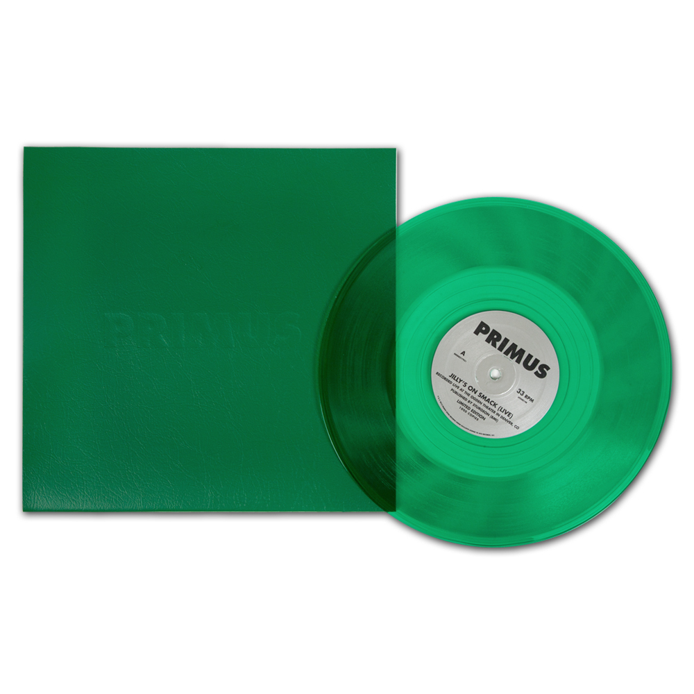 """Primus - Green Naugahyde 10"""""""