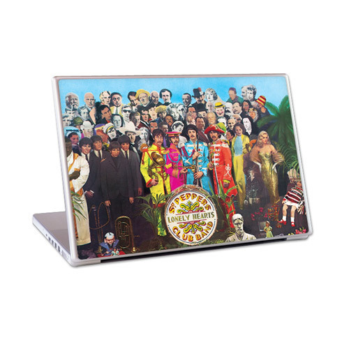 "The Beatles Sgt. Pepper's 15"" Lap Top Skin"