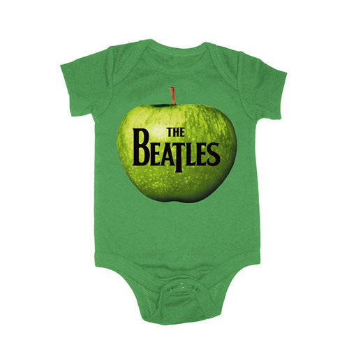 The Beatles Apple Onesie