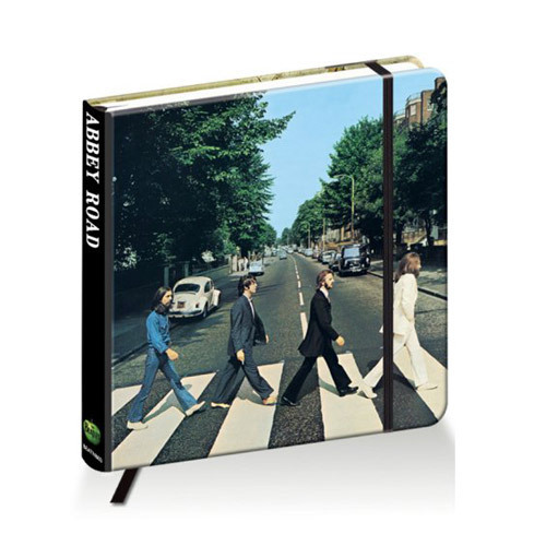 The Beatles Abbey Road Notebook