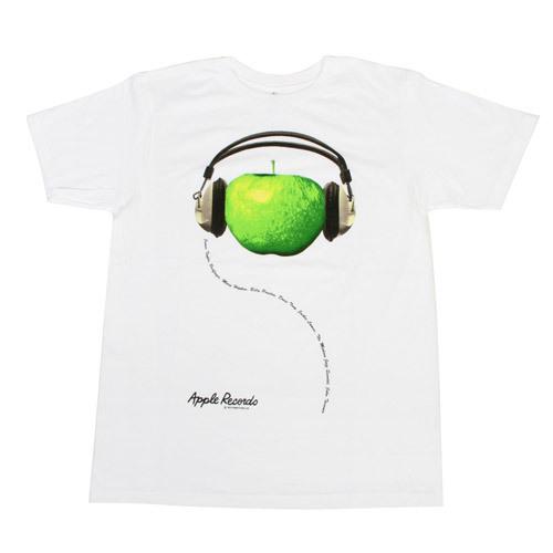 The Beatles Official Apple Records Men's Shirt