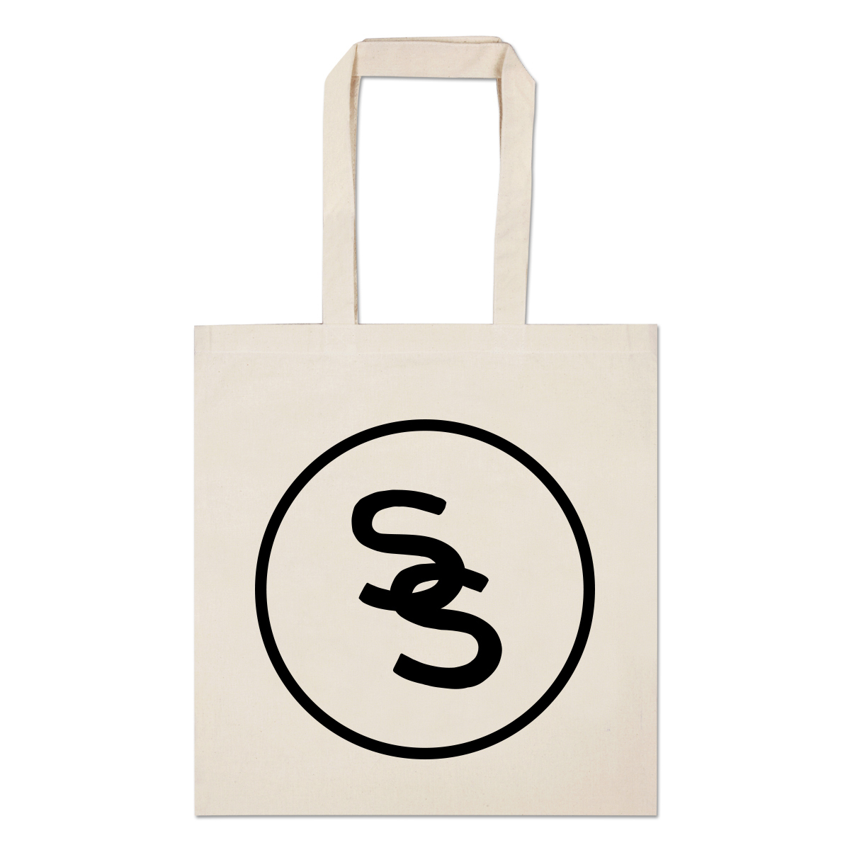 Sam Smith Circle Logo Tote Bag