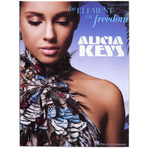 Alicia Keys - The Element of Freedom Songbook
