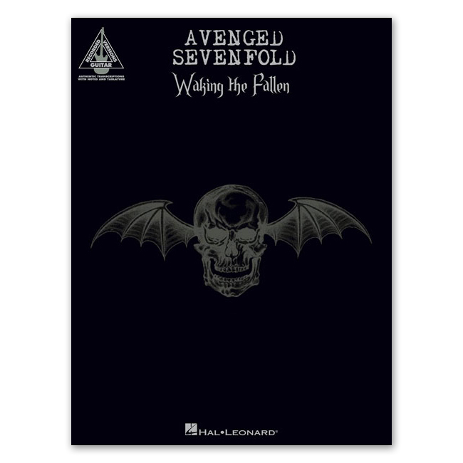 Avenged Sevenfold Waking the Fallen Songbook
