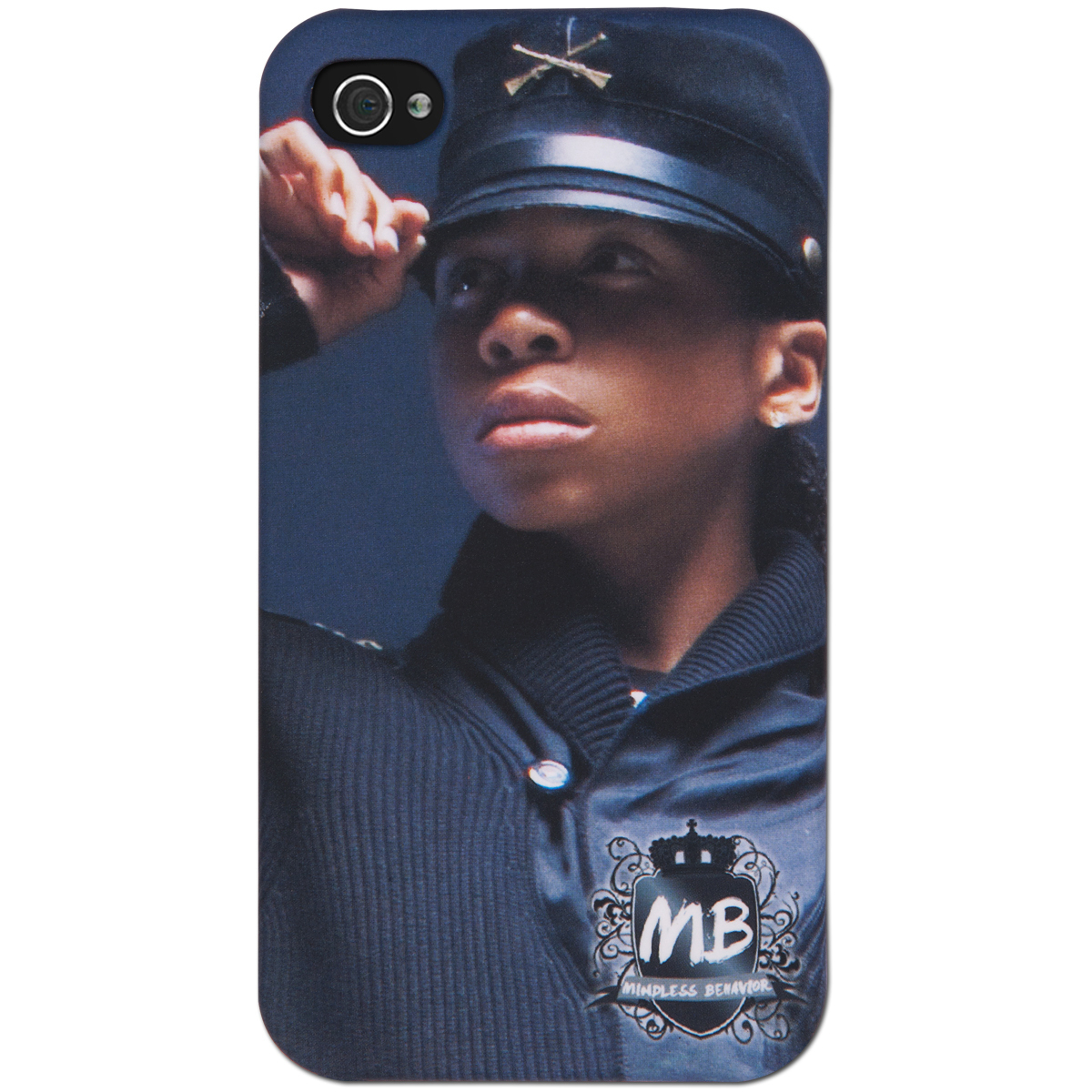 Mindless Behavior iPhone Case - Roc Royal