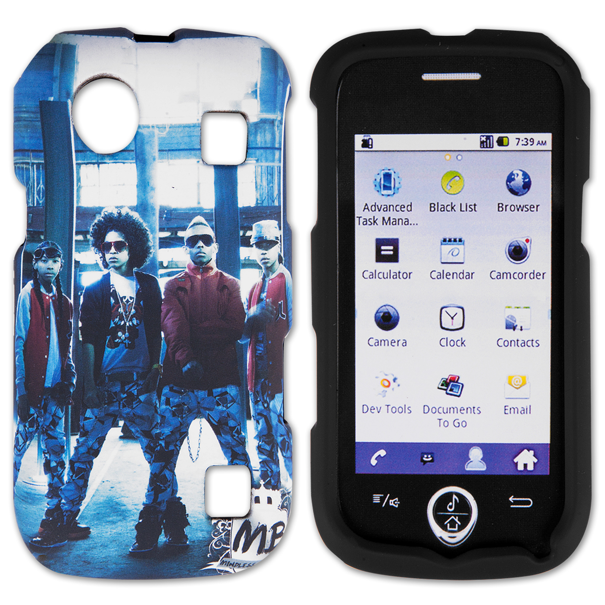Mindless Behavior Chorus Phone Case