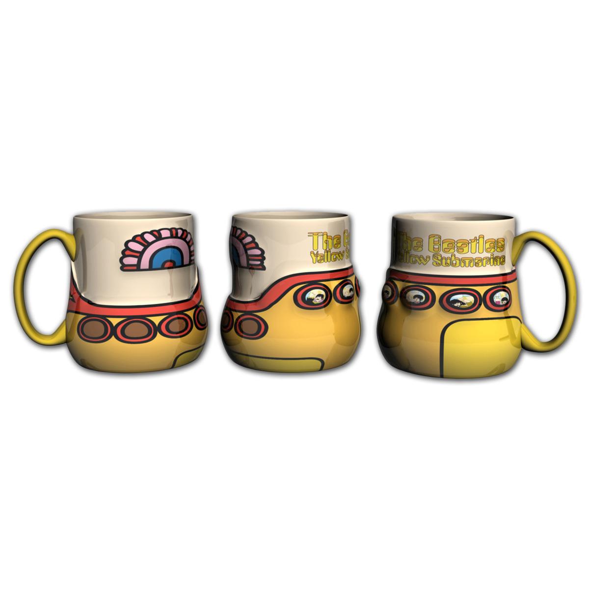 14OZ Beatles Yellow Submarine Mug