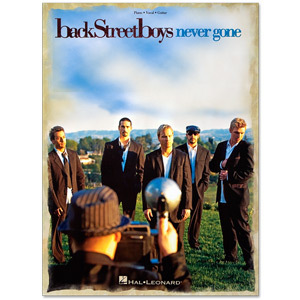 Backstreet Boys Never Gone Songbook
