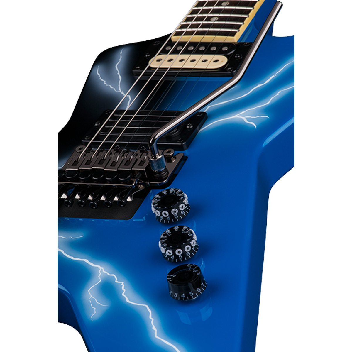 Dimebag Dime From Hell Guitar