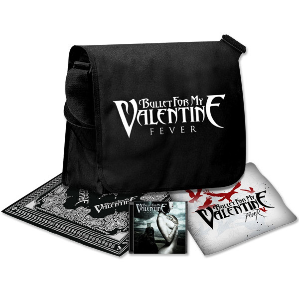 Bullet For My Valentine Fever CD Box Set