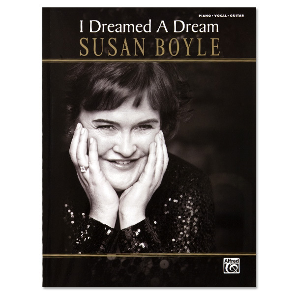 Susan Boyle - I Dreamed A Dream Songbook