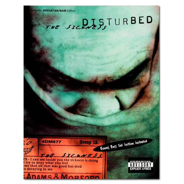 Disturbed - The Sickness Songbook