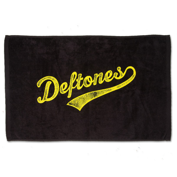 The Deftones Small Towel