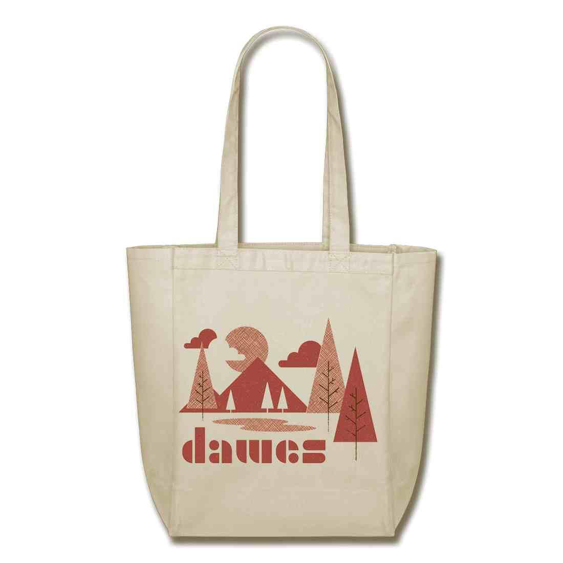 Dawes Landscapes Tote Bag