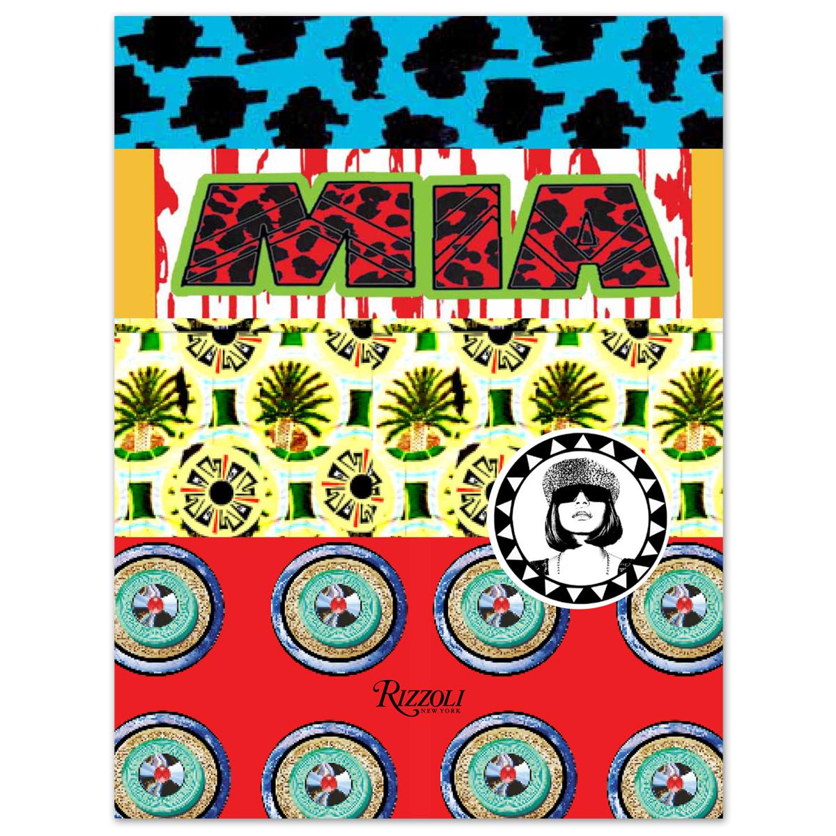 M.I.A Art Book