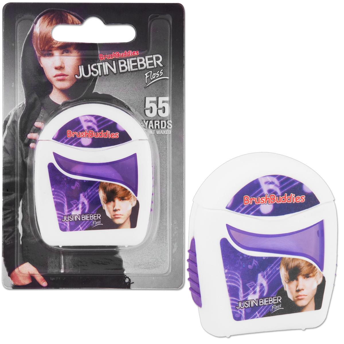 Justin Bieber Mint Floss