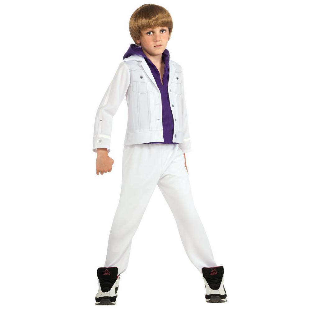 Justin Bieber Children's Costume