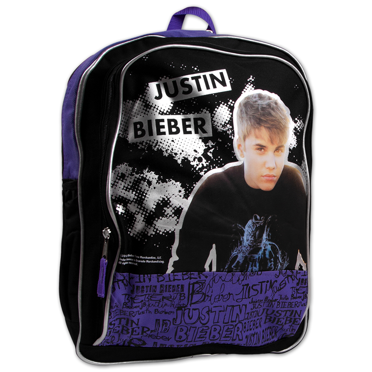 Justin Bieber Backpack