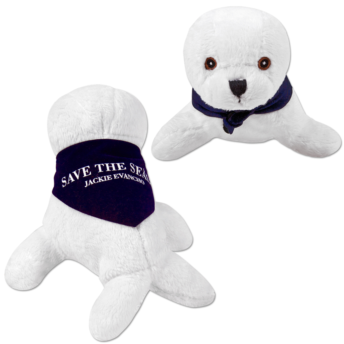 Jackie Evancho Baby Seal Plush