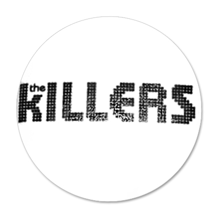 The Killers Pin