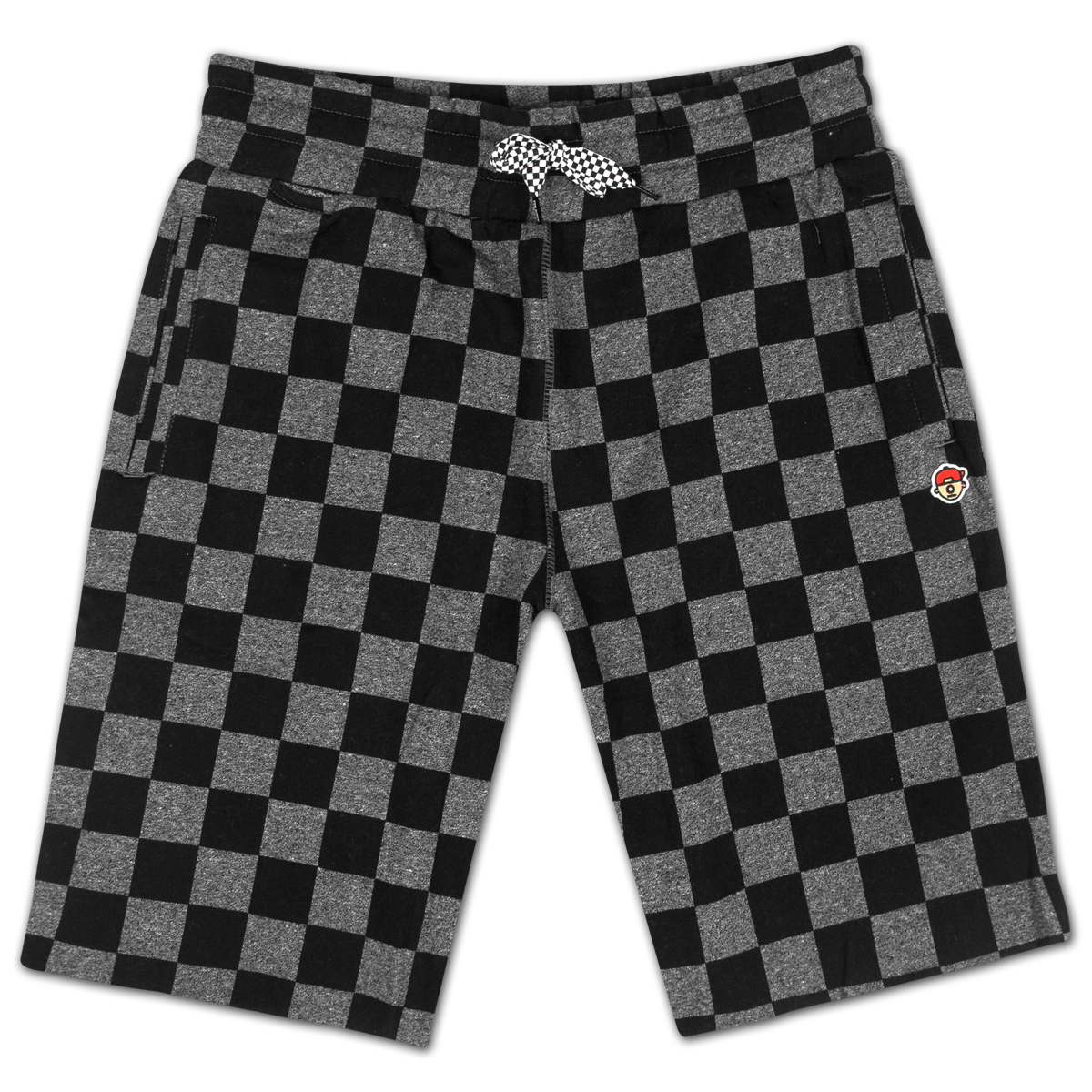 Trukfit Checker Sweatshorts