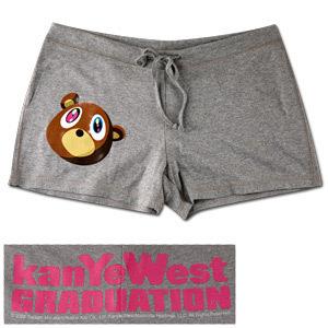 Kanye West Album Shorts
