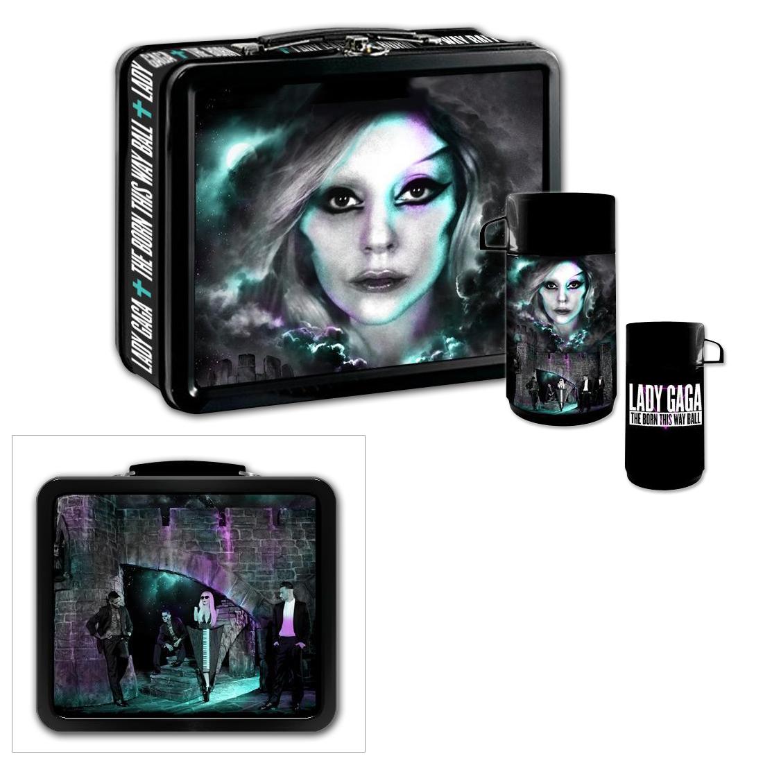 Lady Gaga Lunch Box