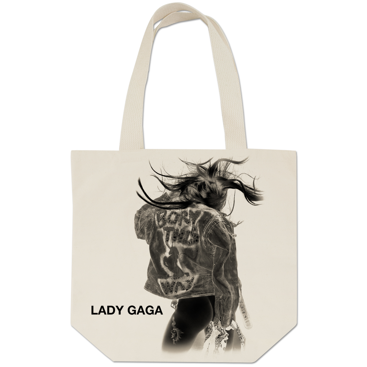 Lady Gaga Born This Way Totebag