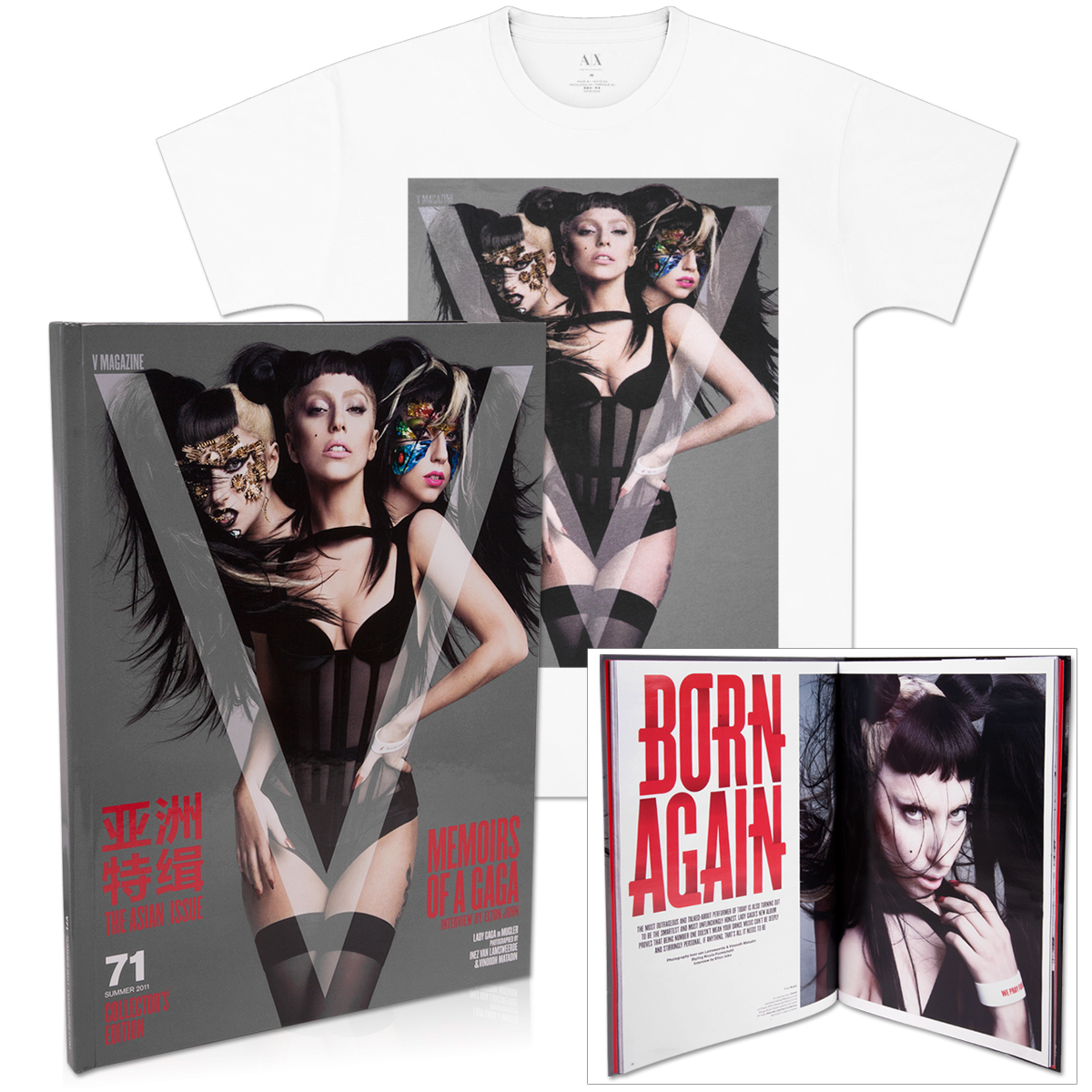 Lady Gaga V71 The Collector's Edition