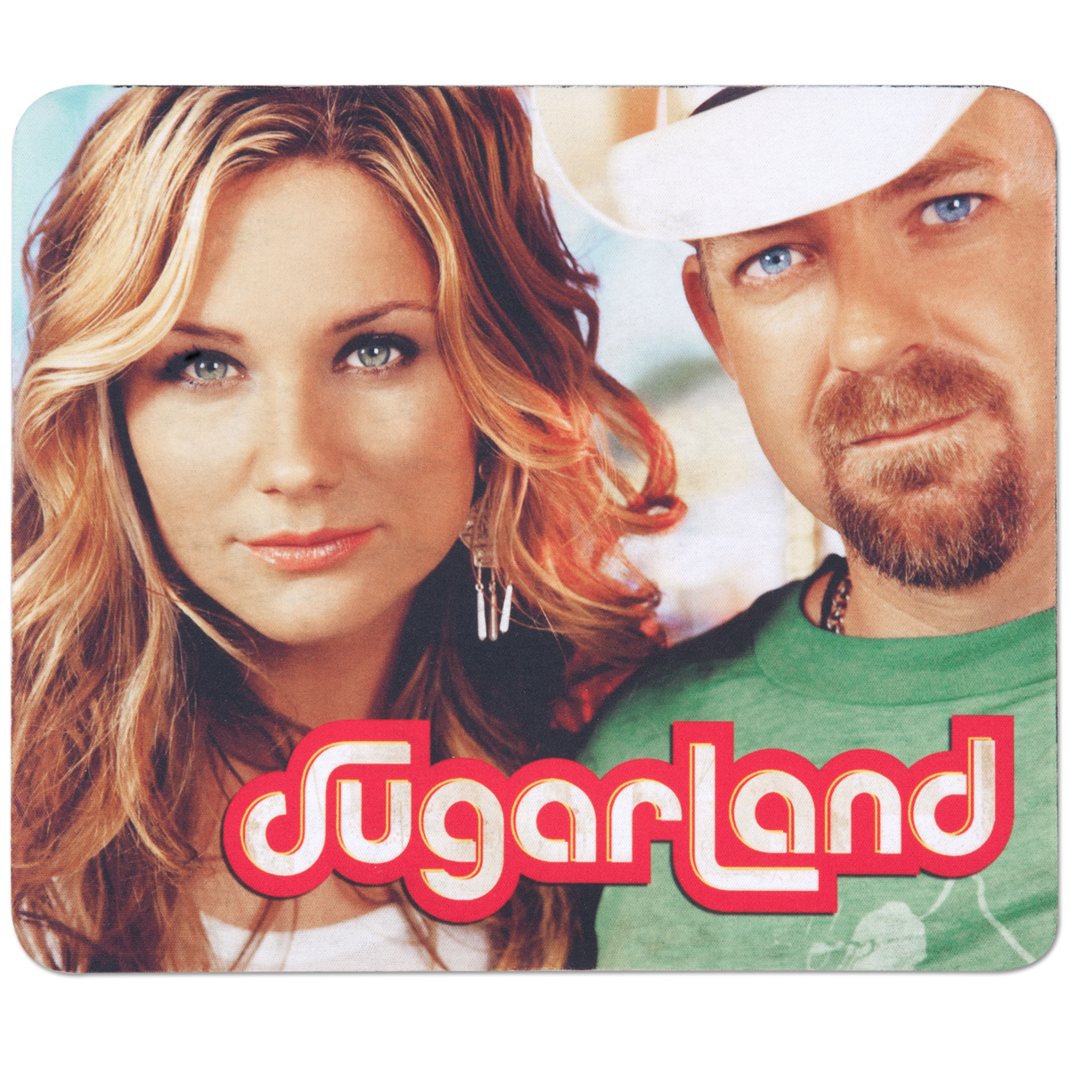 Sugarland Mouse Pad