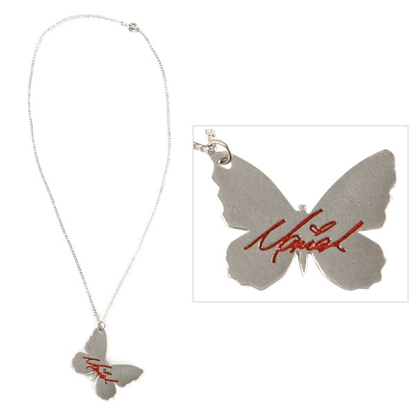 Mariah Carey Butterfly Necklace