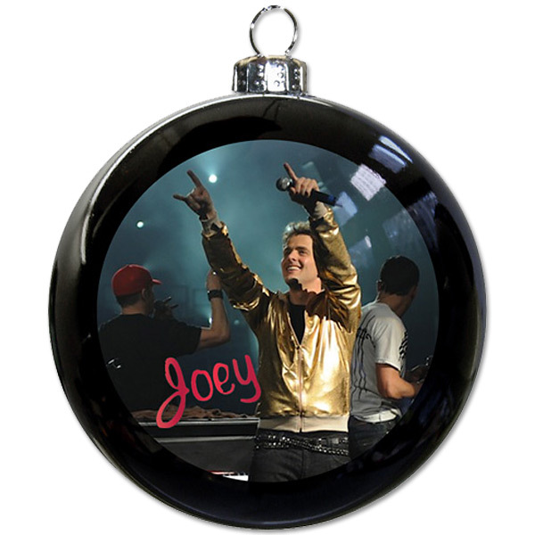 New Kids on the Block Joey Ornament