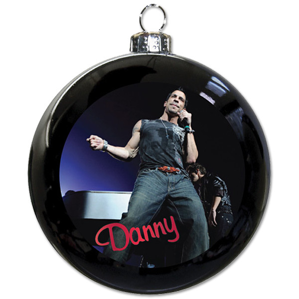 New Kids on the Block Danny Ornament